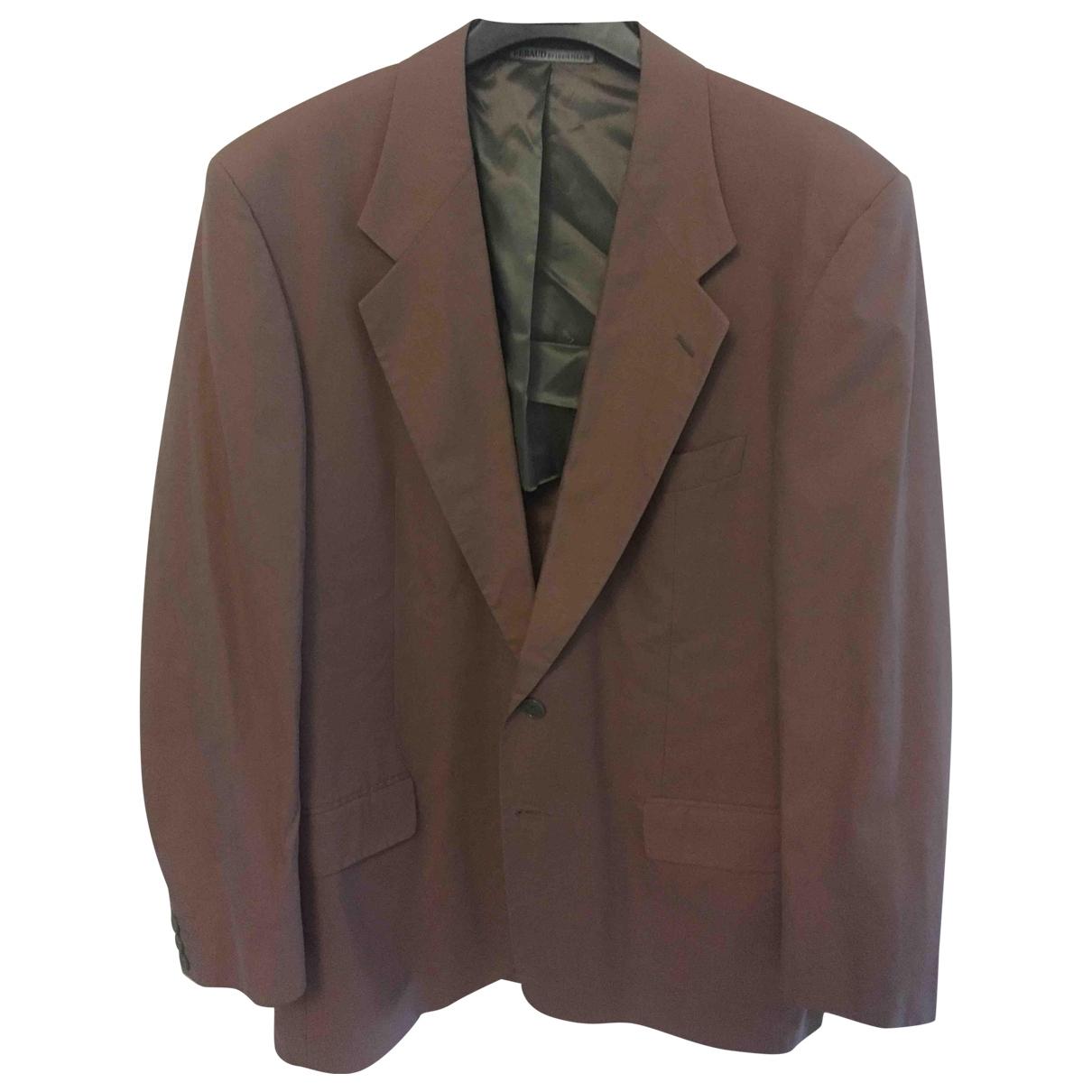 Louis Feraud \N Cotton jacket  for Men 52 FR
