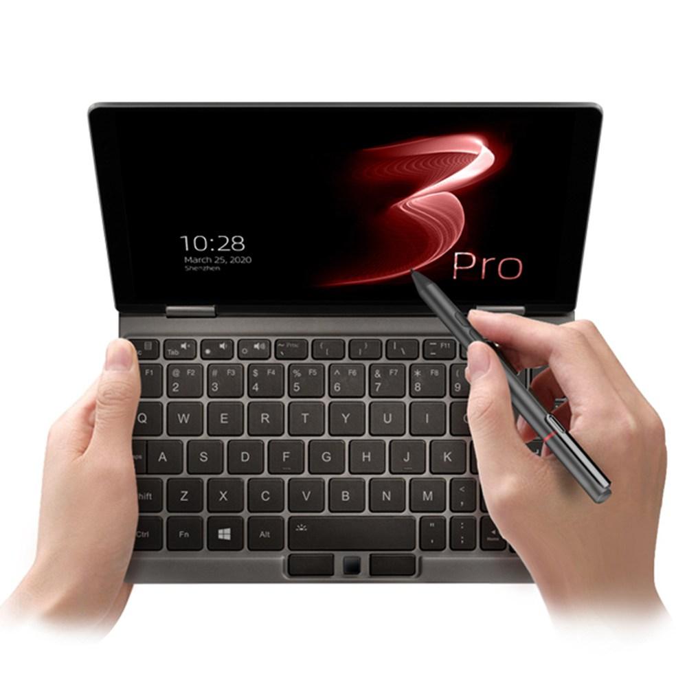 One Netbook One Mix 3 Pro Laptop 16GB 512GB English Keyboard Gray