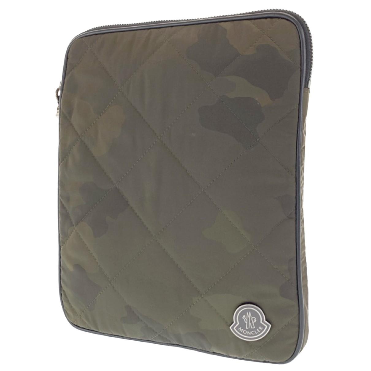 Moncler \N Small bag, wallet & cases for Men \N