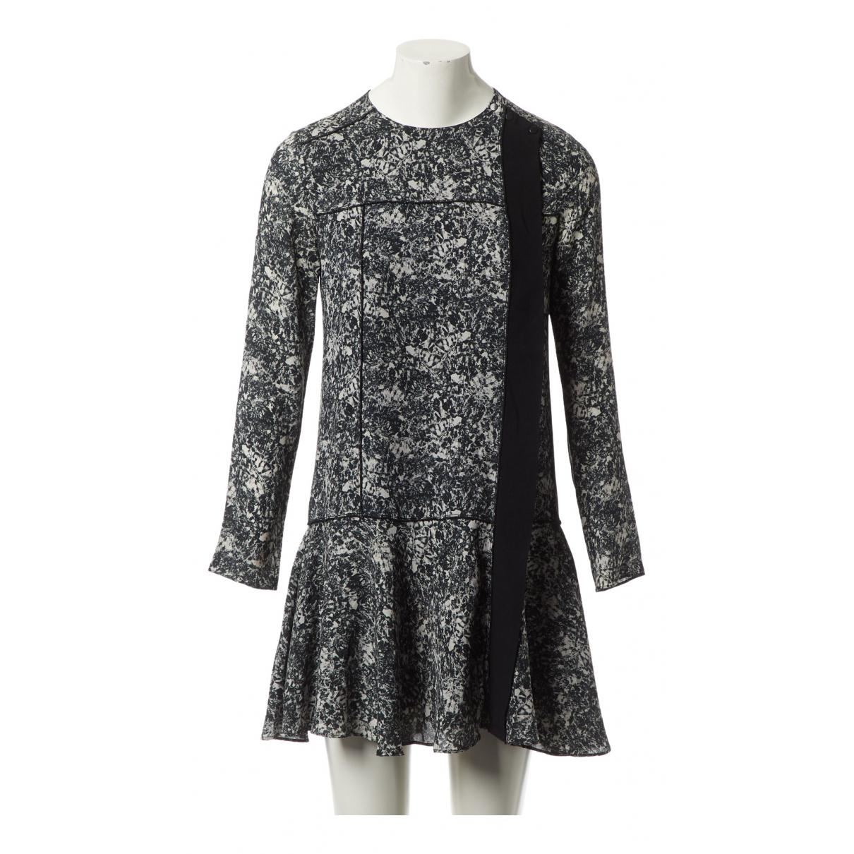 Proenza Schouler N Black Silk dress for Women 0 0-5