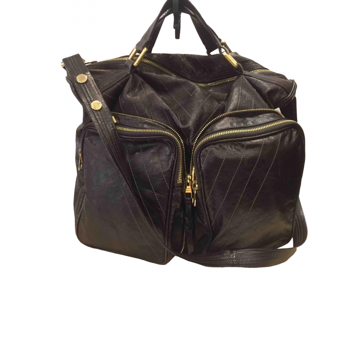 Louis Vuitton - Sac a main   pour femme en cuir exotique