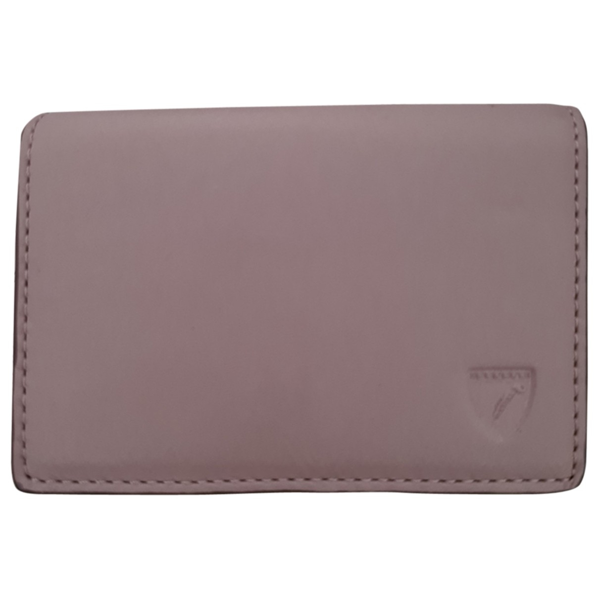 Aspinal Of London \N Pink Leather Purses, wallet & cases for Women \N