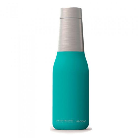 """Thermobecher Asobu """"Oasis Turquoise"""", 600 ml"""