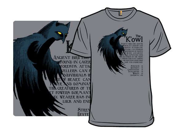 The K'owl T Shirt