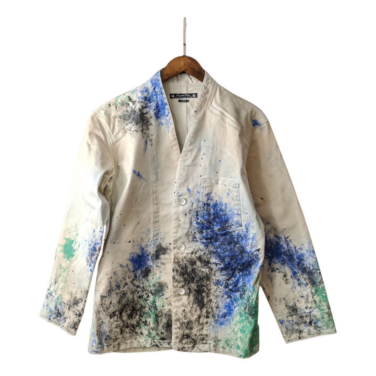 Sasquatch Fabrix - Vestes.Blousons   pour homme en coton - multicolore
