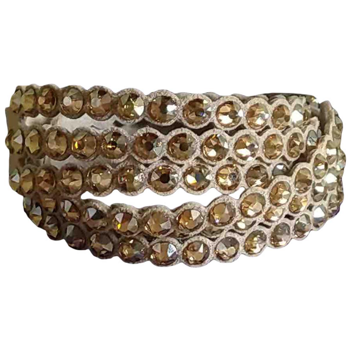 Swarovski Slake Silver bracelet for Women N