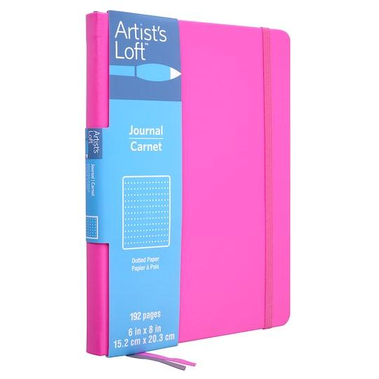 Bright Pink Dot Journal, 6