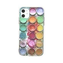 1 Stueck iPhone Etui mit Pigment Muster