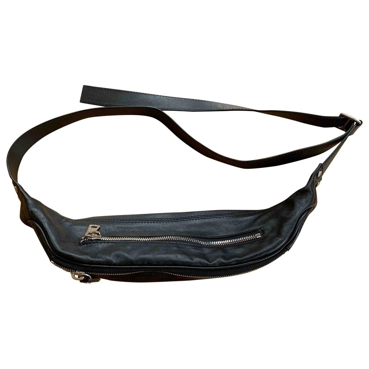 Diesel Black Gold \N Kleinlederwaren in  Schwarz Leder