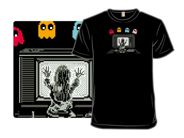 Pixel-geist T Shirt