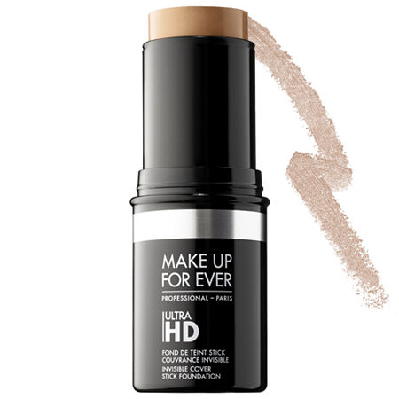 MAKE UP FOR EVER Ultra HD Invisible Cover Stick Foundation, One Size , Beige