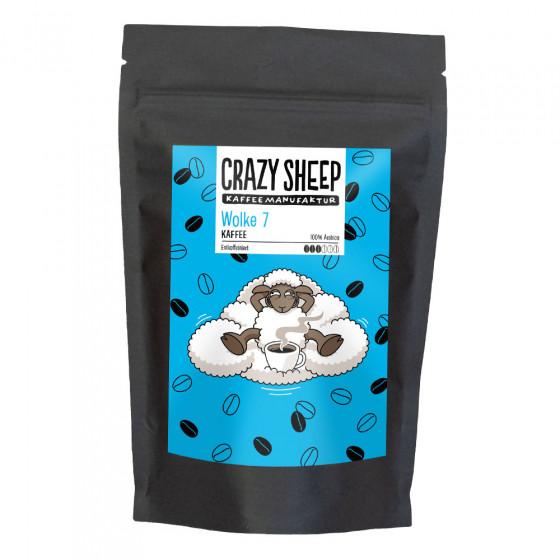 "Kaffeebohnen Crazy Sheep Kaffeemanufaktur ""Wolke 7 Kaffee"", 250 g"