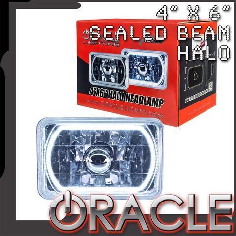 Oracle Lighting 6909-007 Pre-Installed 4X6
