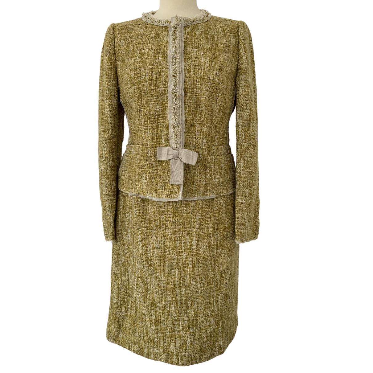 Prada \N Kleid in Leinen