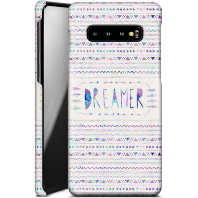 Samsung Galaxy S10 Plus Smartphone Huelle - Dreamer von Bianca Green