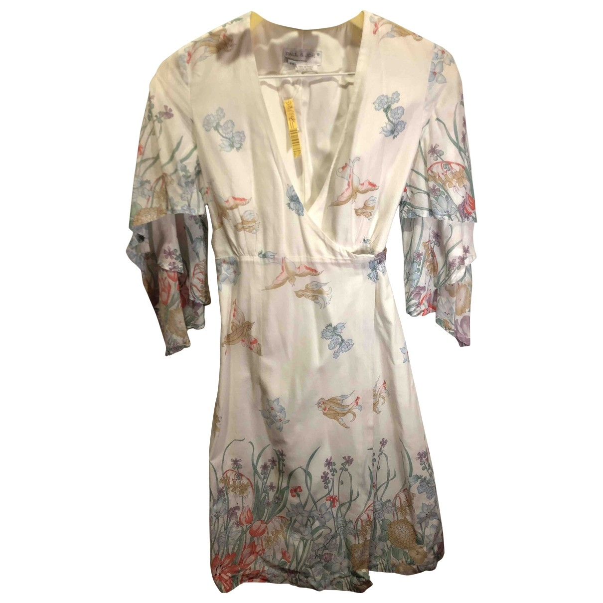 Paul & Joe - Robe   pour femme en coton - multicolore