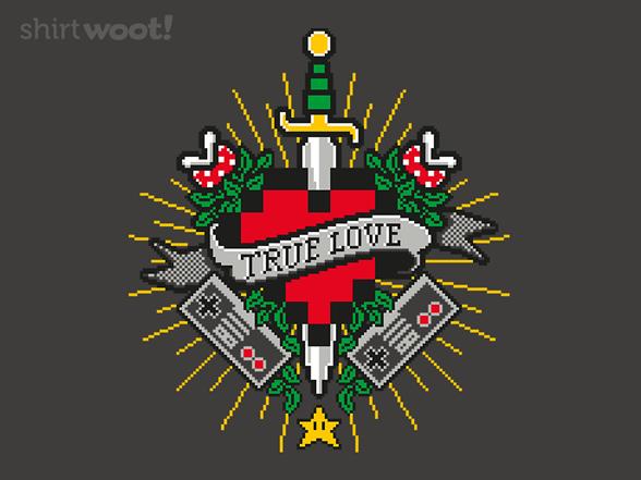 8-bit Forever T Shirt