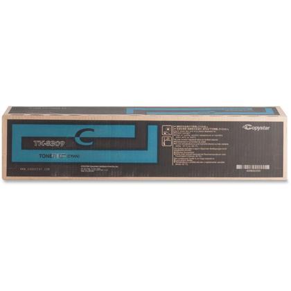 Kyocera TK-8309C 1T02LKCCS0 cartouche de toner originale cyan