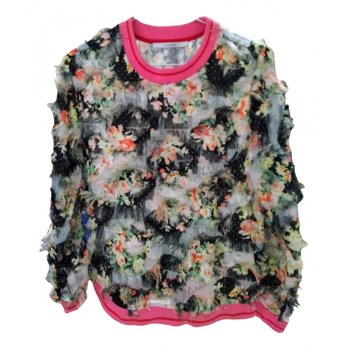 Uterque \N Pullover in  Bunt Polyester