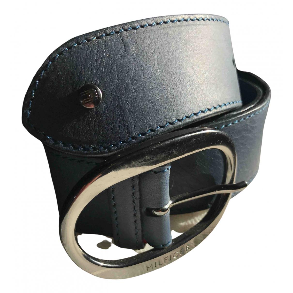 Cinturon de Cuero Tommy Hilfiger