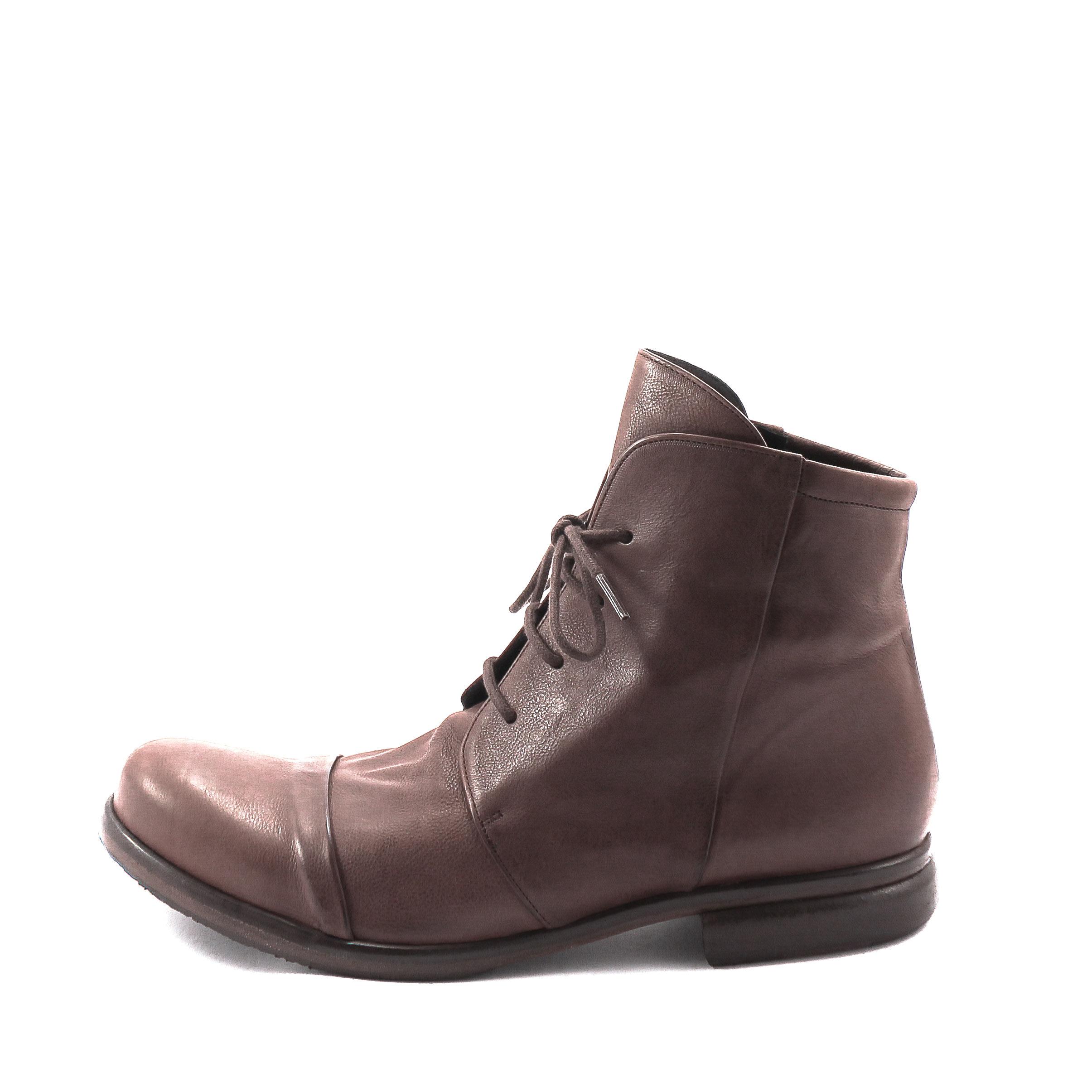 P. Monjo, P-219 Bowie Men's Bootees, brown Größe 42,5