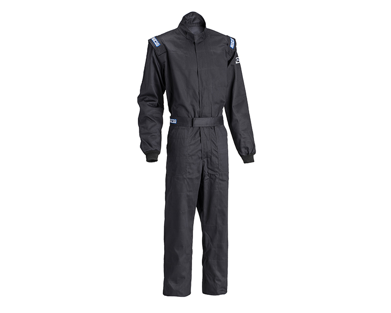 Sparco 001051D3LNR Driver Black Racing Suit | L