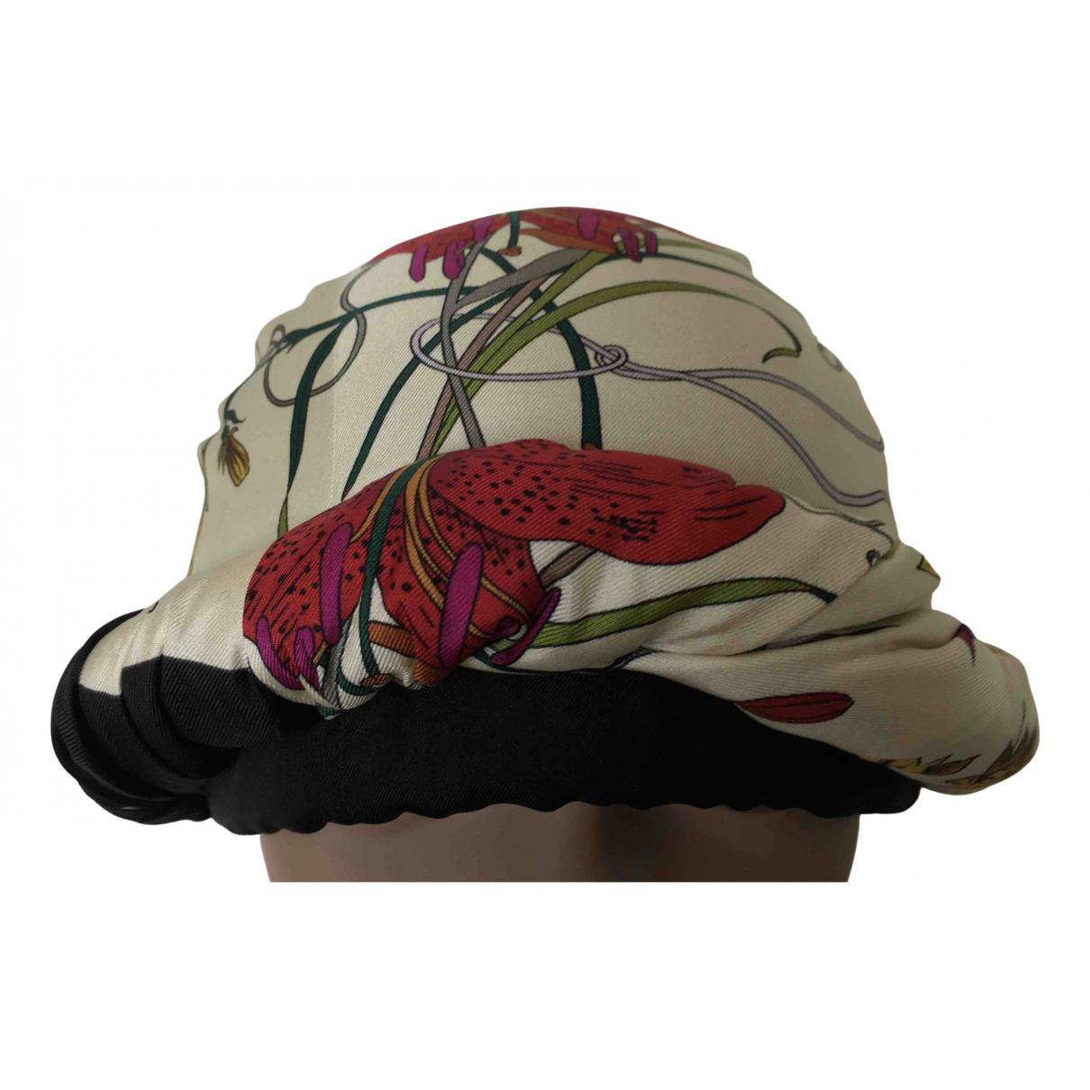 Gucci - Chapeau   pour femme en toile - multicolore