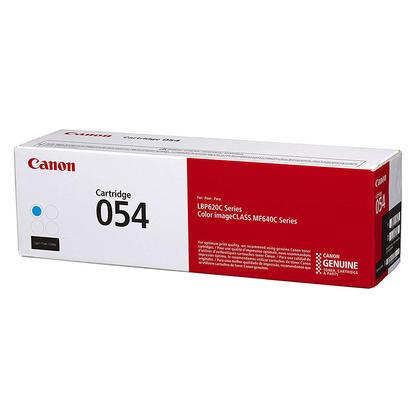 Canon 054 CRG 054C 3023C001 cartouche de toner originale cyan