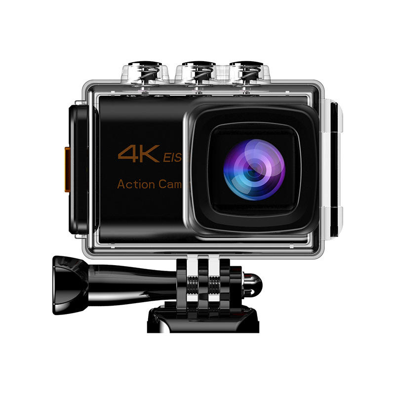 M80 20MP Waterproof 4K HD Wifi EIS Three-axis 170 Degree Wide Angle Anti Shake Sport Action Camera