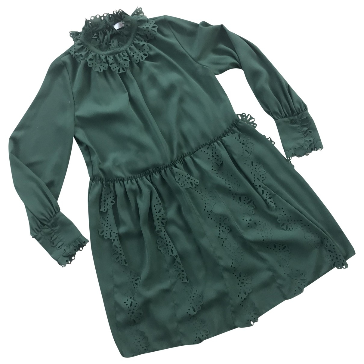 See By Chloe - Robe   pour femme - vert