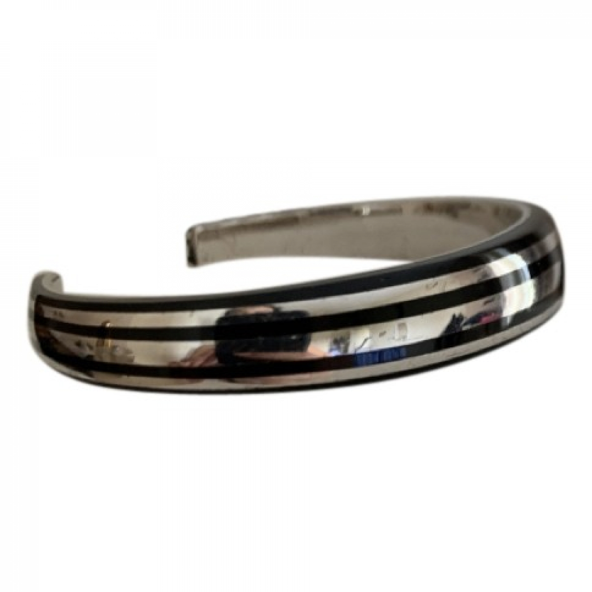 Montblanc \N Armband in  Silber Silber