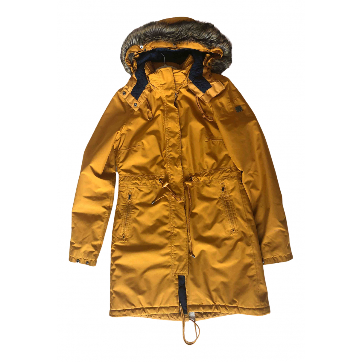 The North Face \N Yellow coat for Women M International