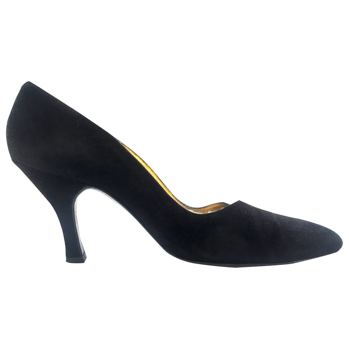 Bruno Magli \N Pumps in  Schwarz Leder