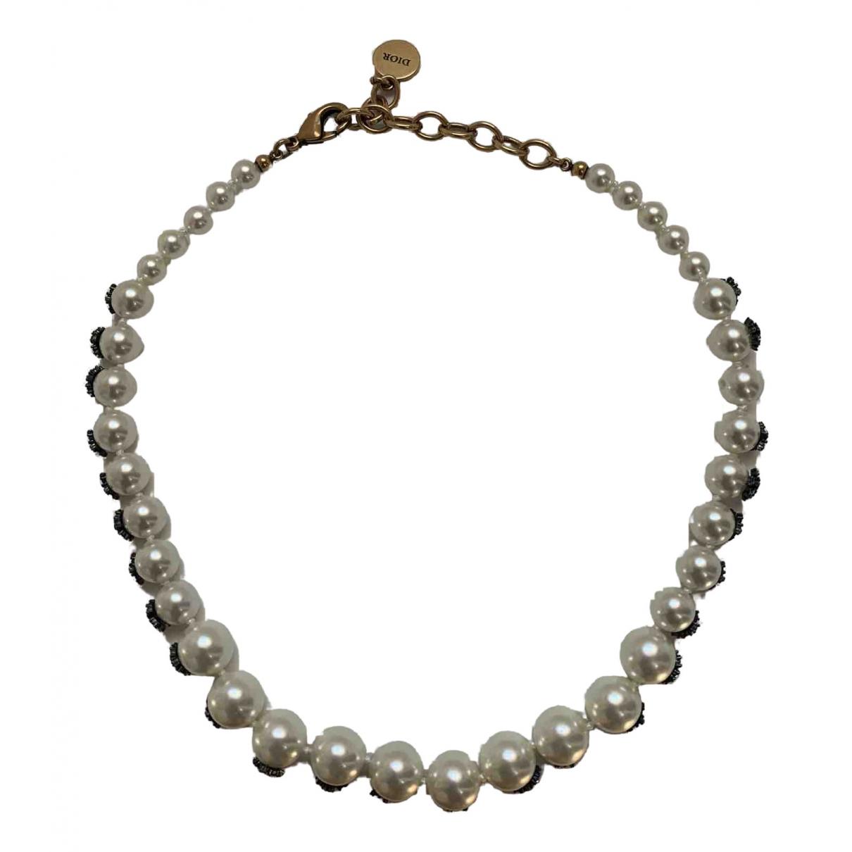 Collar de Perlas Dior
