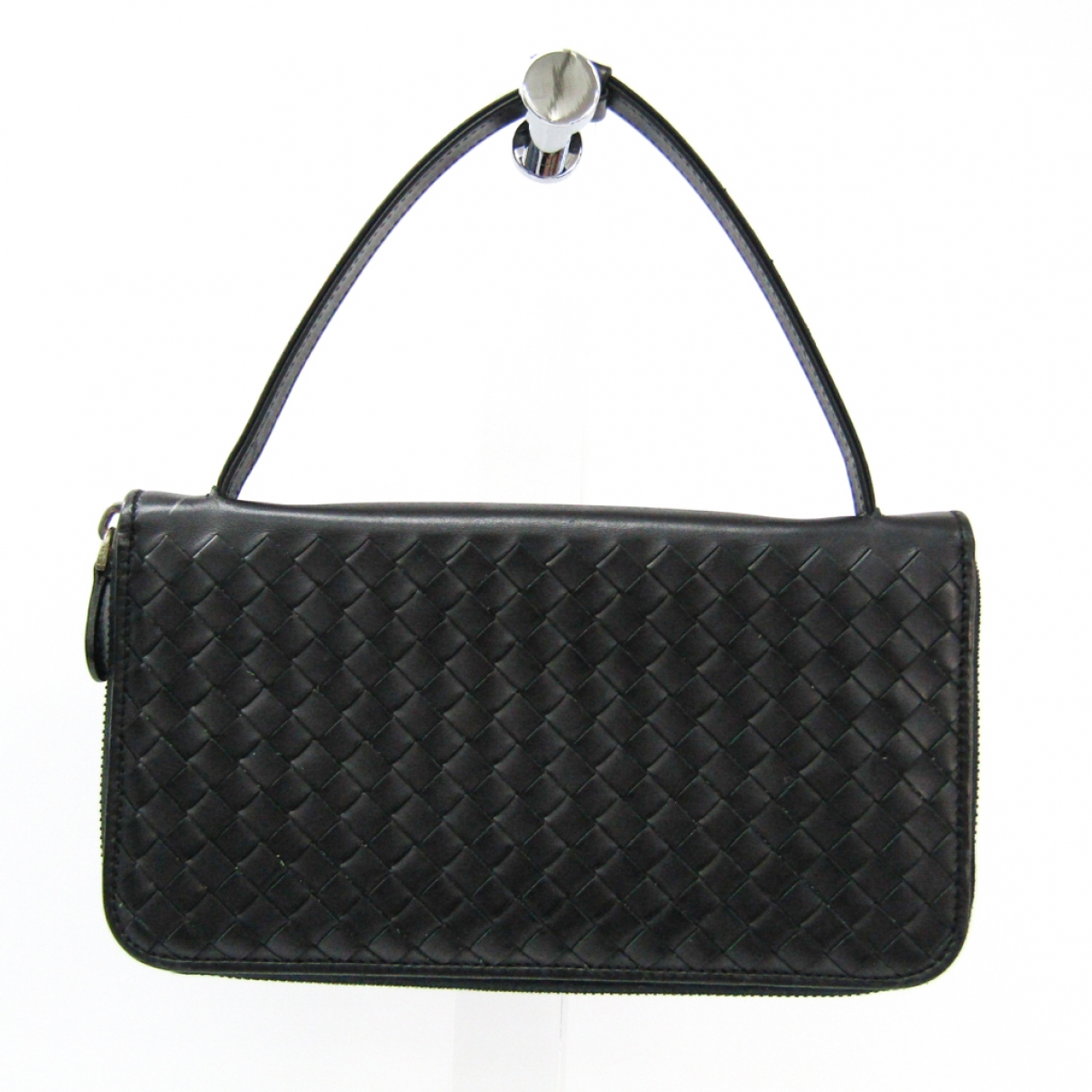 Bottega Veneta \N Black Leather wallet for Women \N