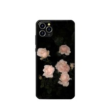 Rose Print iPhone Case