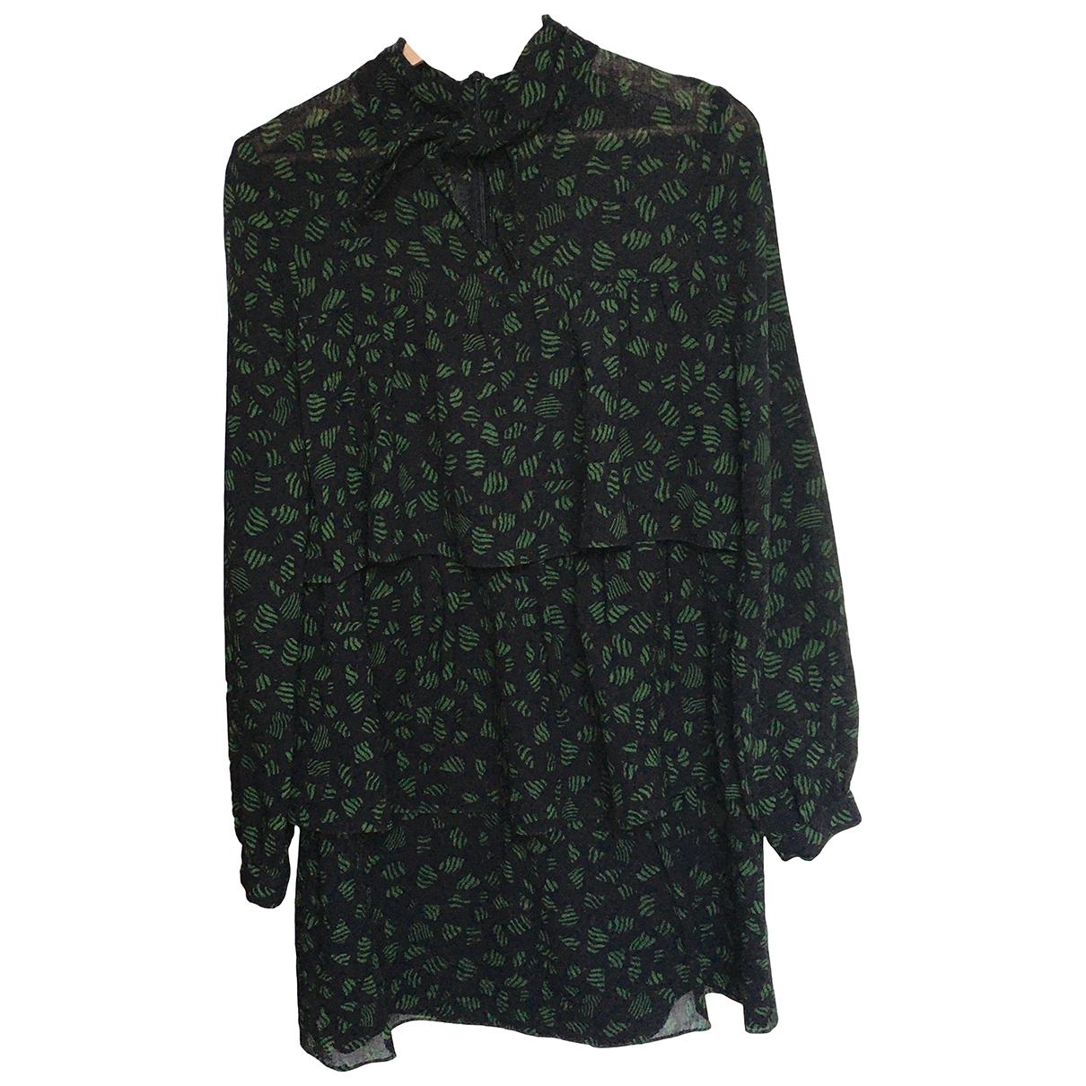 Vanessa Seward - Robe   pour femme en laine - noir