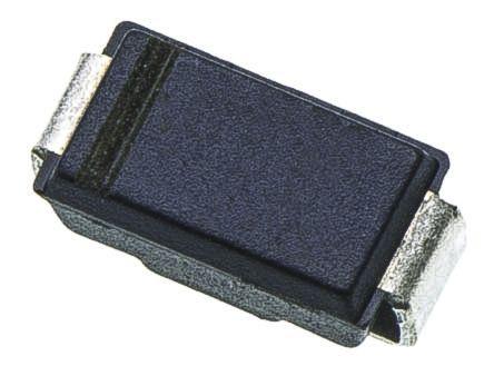 ROHM 40V 3A, Schottky Diode, 2-Pin DO-214AC, PMDS RB050L-40TE25 (25)
