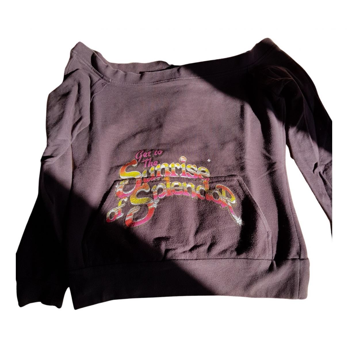 D&g N Purple Cotton Knitwear for Women M International