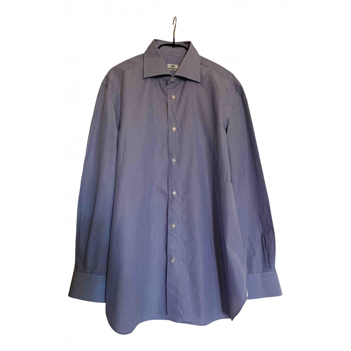Camisas Borrelli