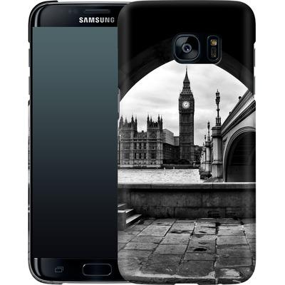 Samsung Galaxy S7 Edge Smartphone Huelle - Houses Of Parliament von Ronya Galka