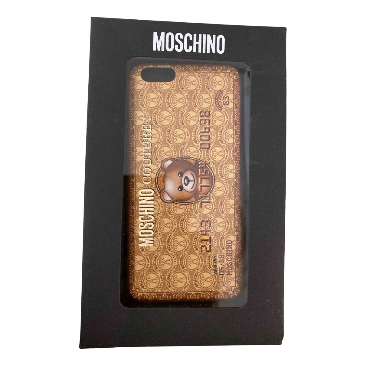 Moschino - Accessoires   pour lifestyle - dore