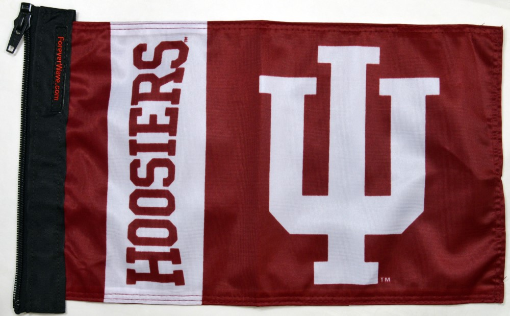 Forever Wave 5267 Indiana Flag