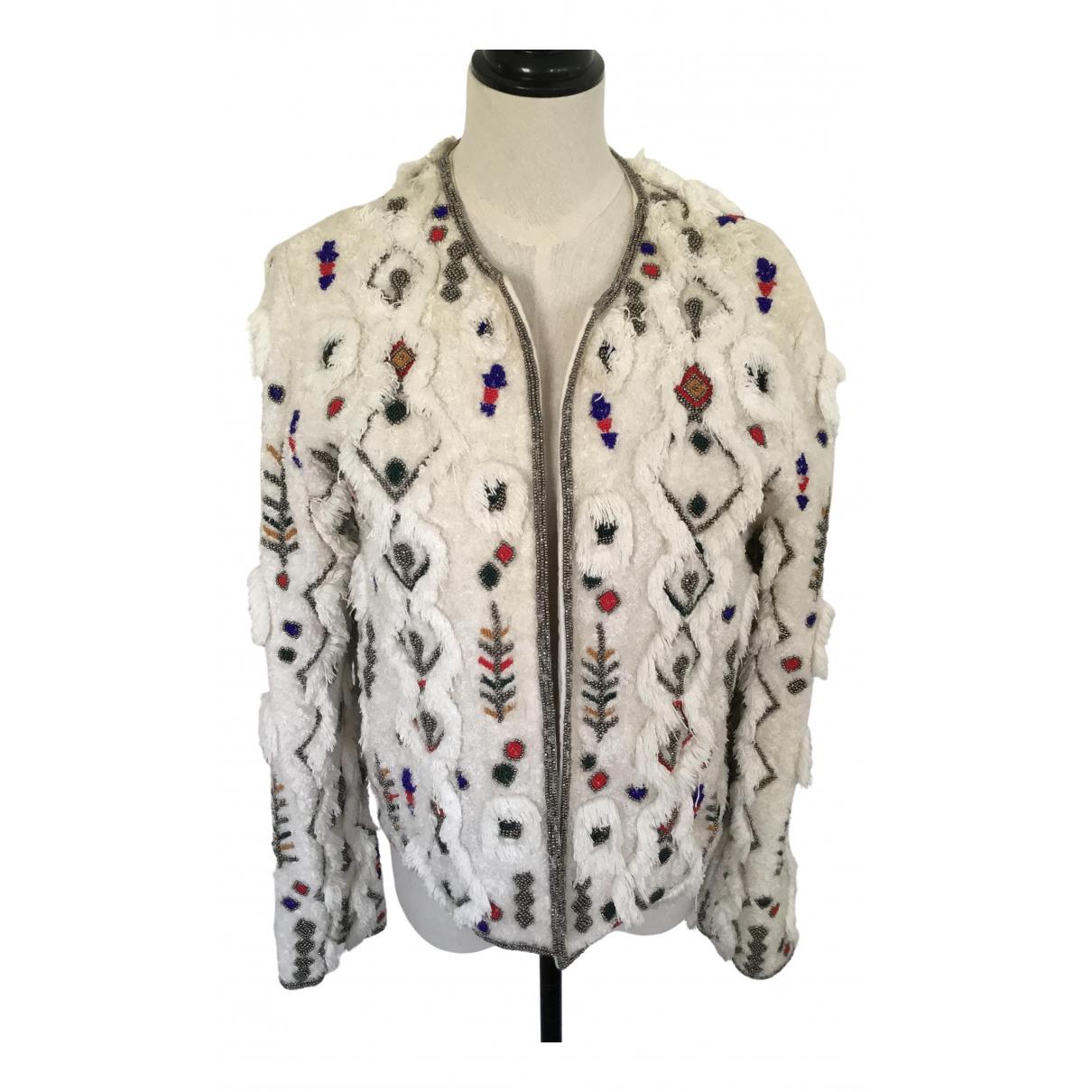 - Blouson   pour femme en coton - multicolore