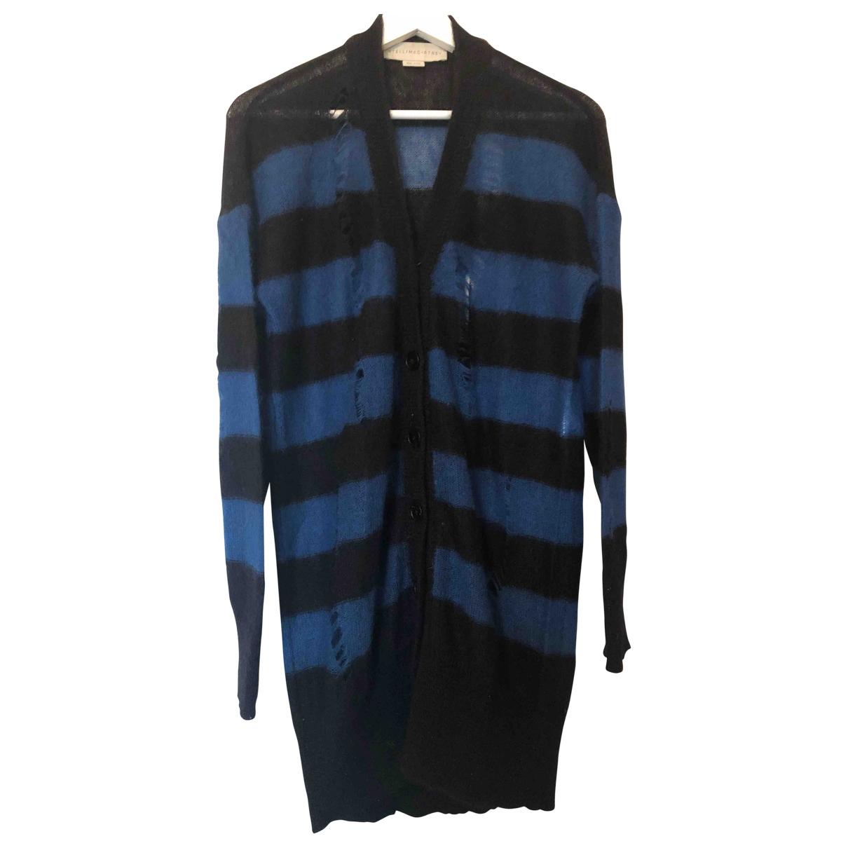 Stella Mccartney \N Pullover in  Blau Wolle