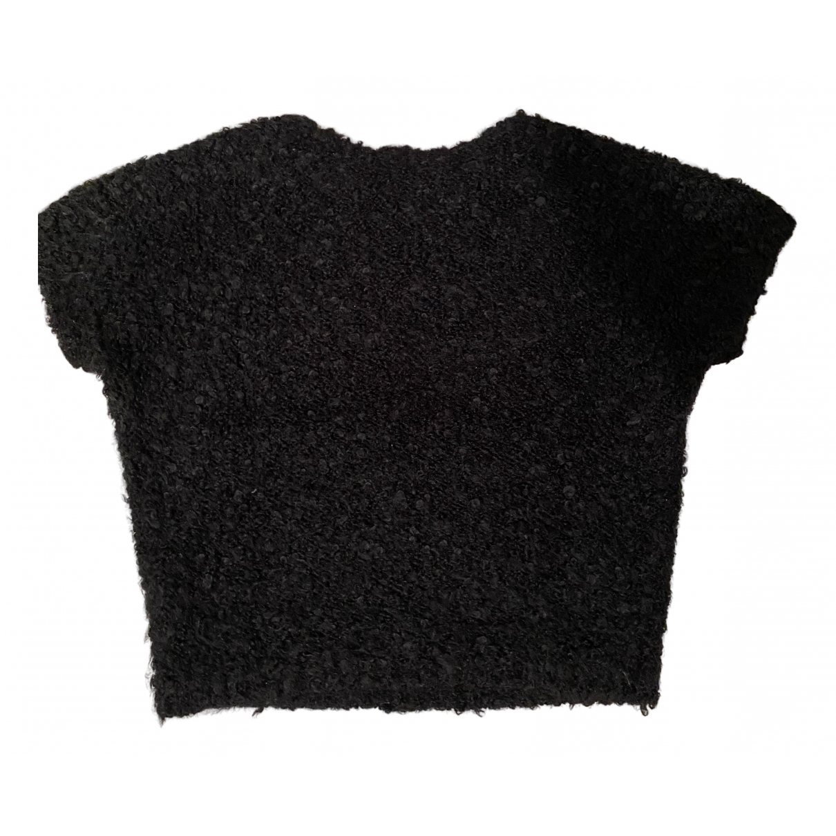 Gucci - Pull   pour femme en laine - noir