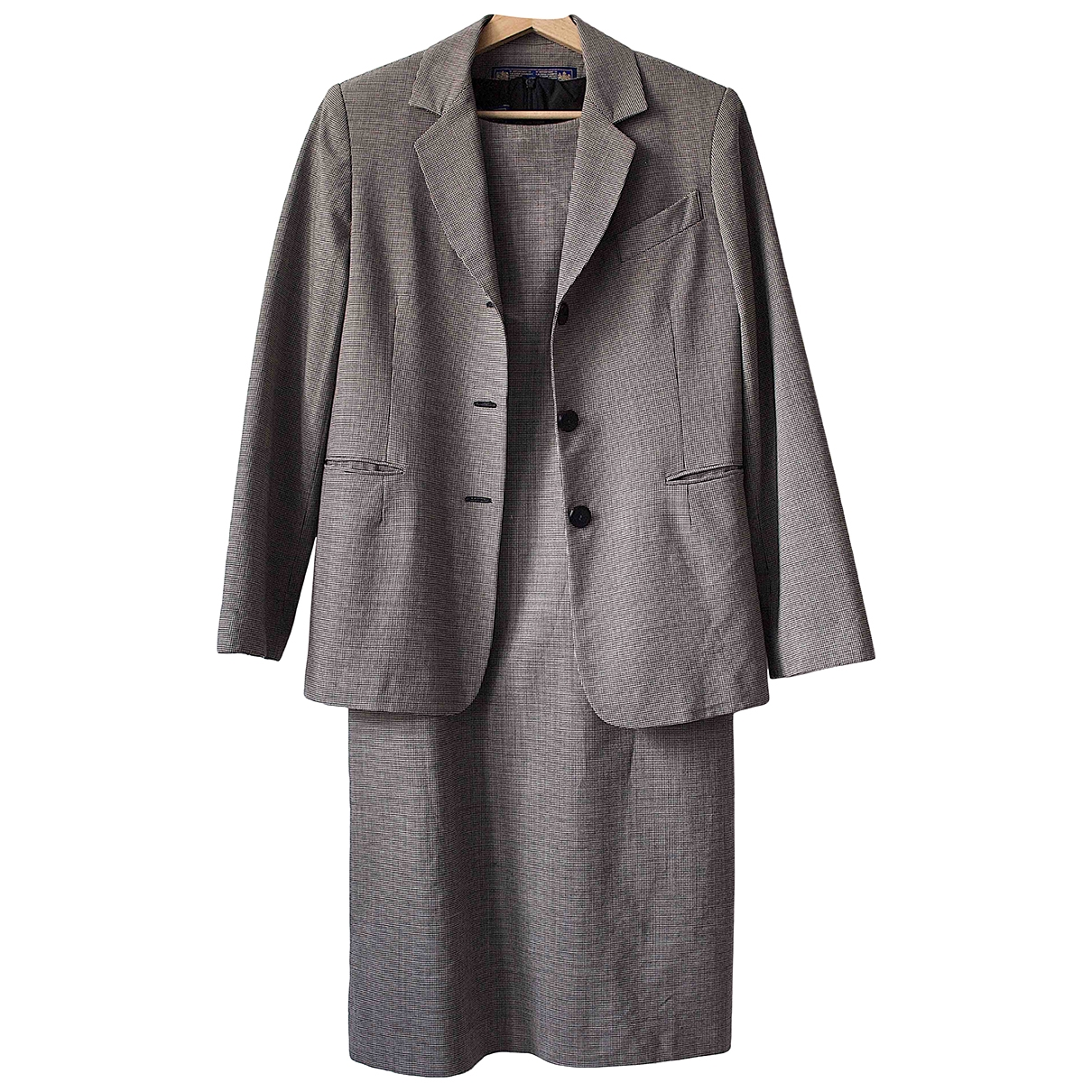 Vestido midi de Cachemira Non Signe / Unsigned