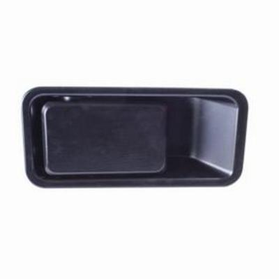 Crown Automotive Outer Door Handle (Black Steel) - 55176549AB