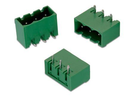 Wurth Elektronik , WR-TBL, 313, 17 Way, 1 Row, Horizontal PCB Header (60)