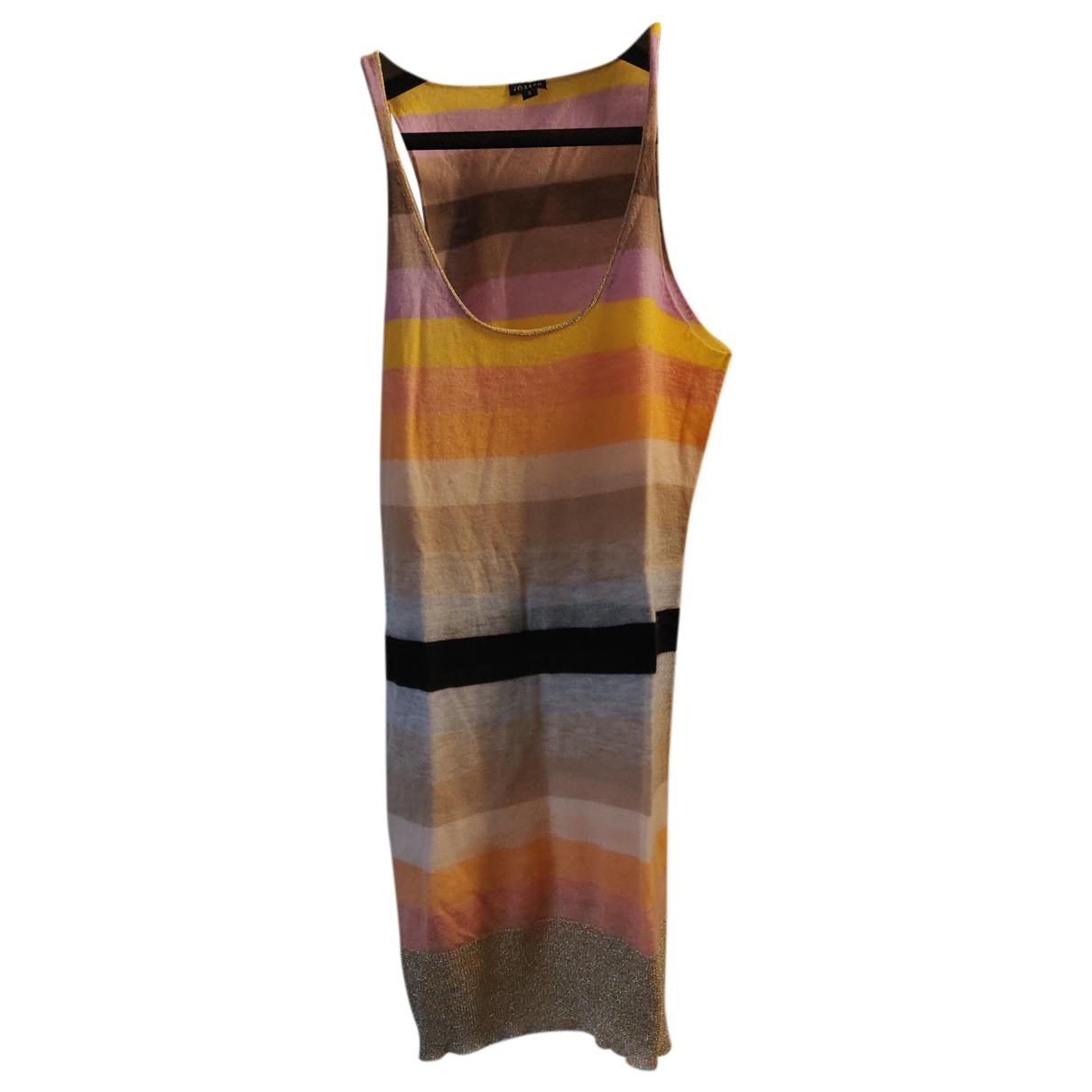Joseph - Top   pour femme en cachemire - multicolore
